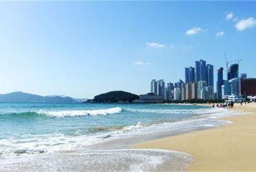 韩国- 釜山海云台一日游