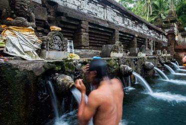 巴厘岛 - 圣泉寺Tirta Empul一日游