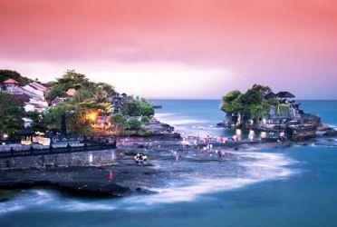 巴厘岛 - 海神庙Tanah Lot一日游